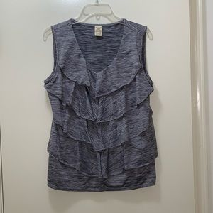 Faded Glory Large Tank Top Shirt
